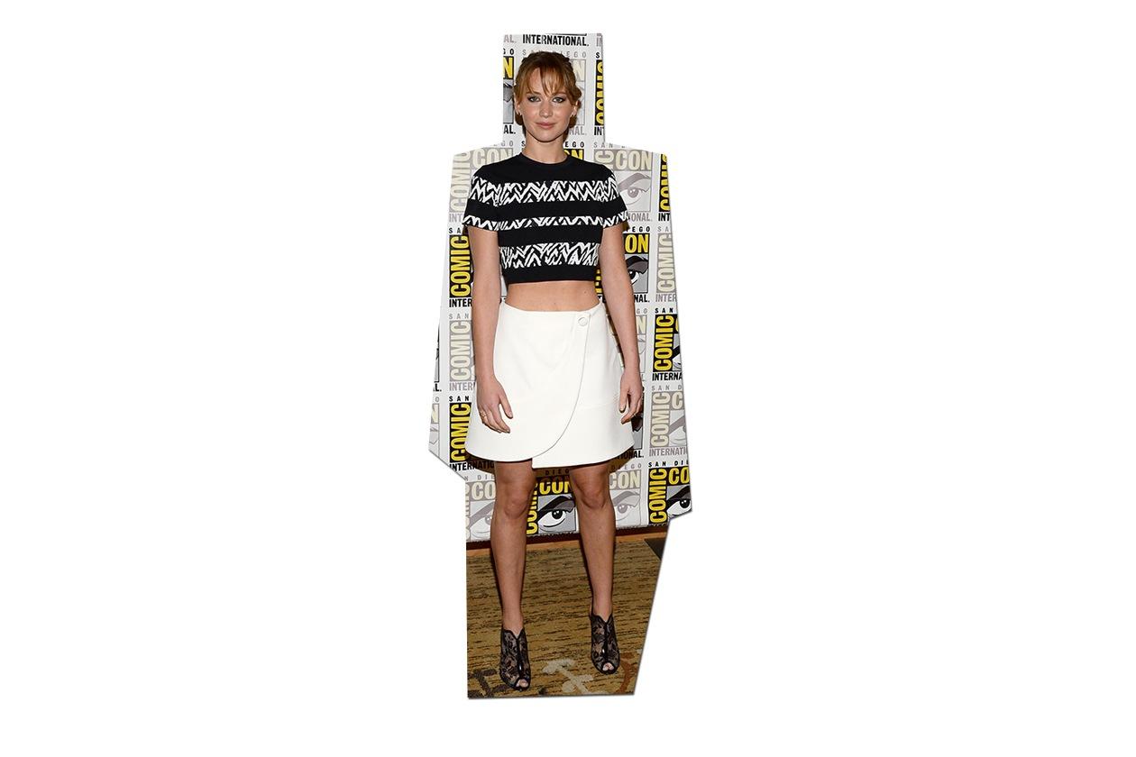 Fashion Get the Look Jennifer Lawrence Jennifer Lawrence