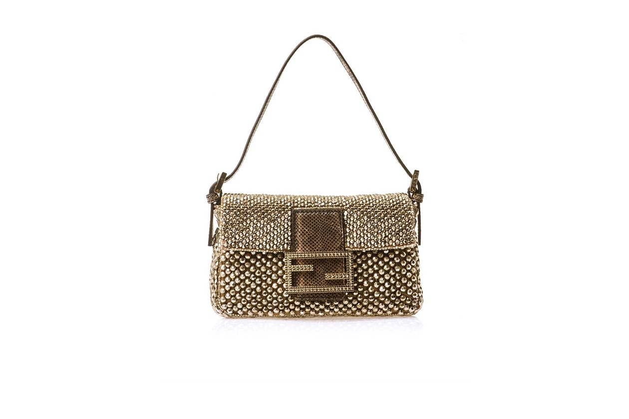 Fashion Party bags Fendi