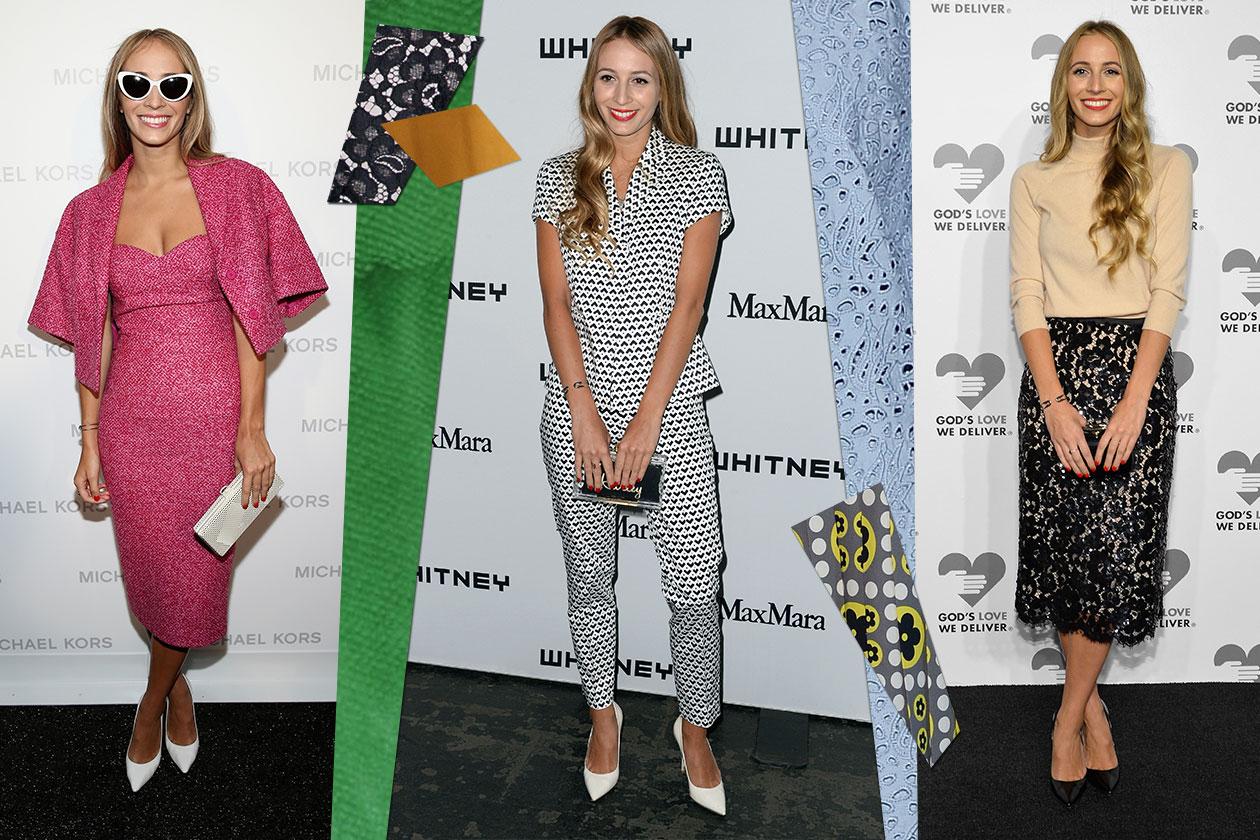 Fashion Style Icon harley viera newton 00 Cover collage