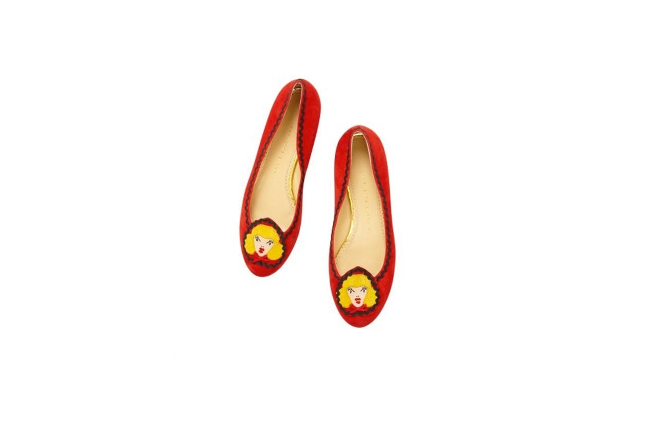 Fashion Toplist fiaba chalotte olimpia shoes
