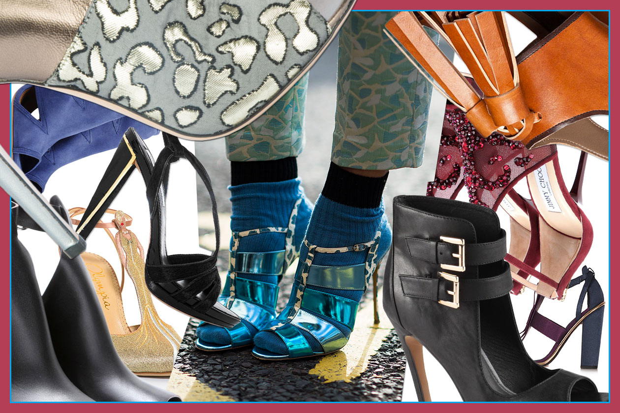 Fashion Winter sandals 00 Cover collage