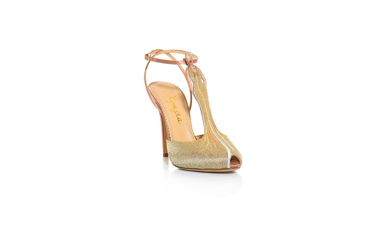 Fashion Winter sandals Charlotte Olympia