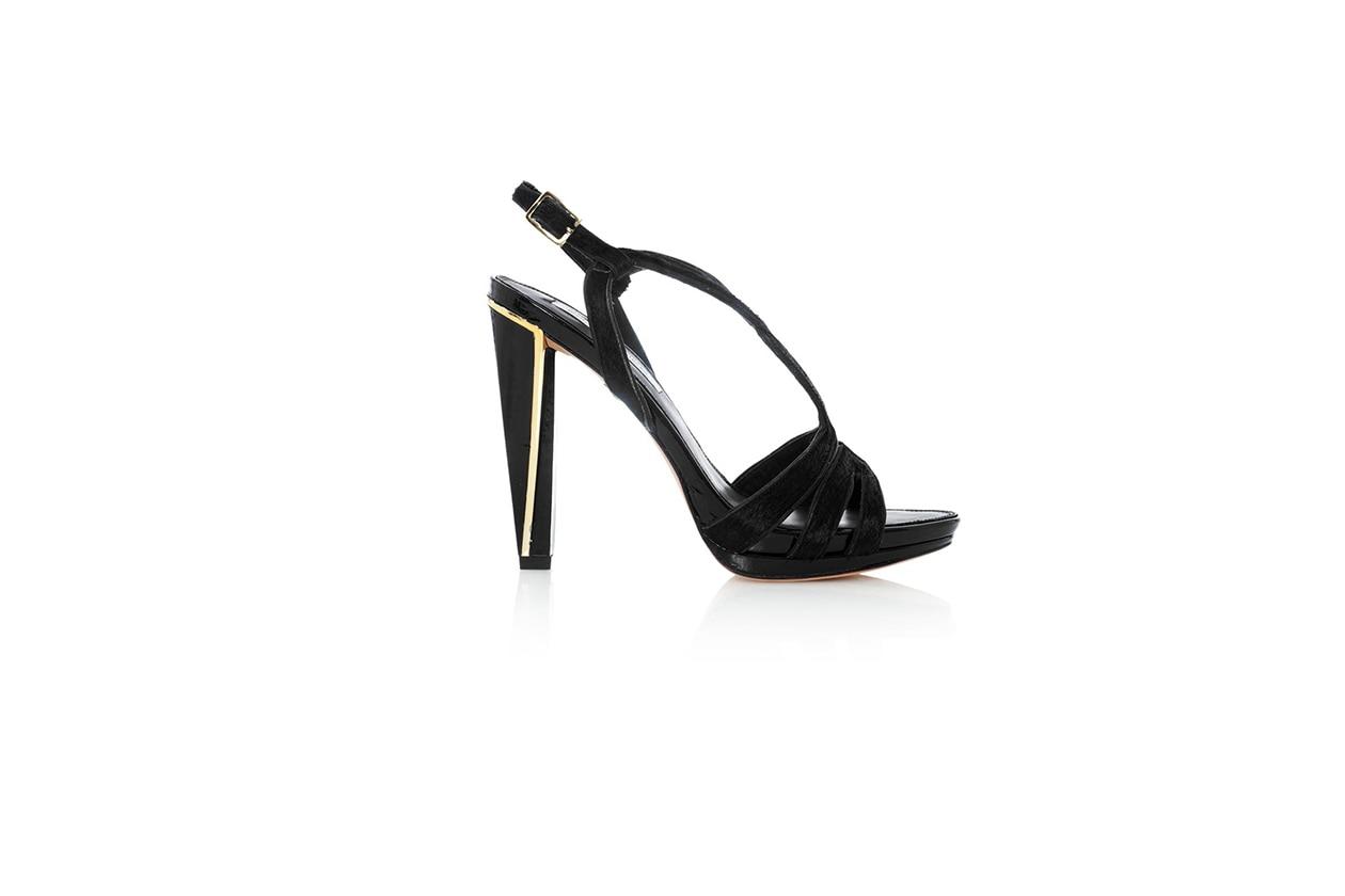Fashion Winter sandals Diane Von Furstenberg