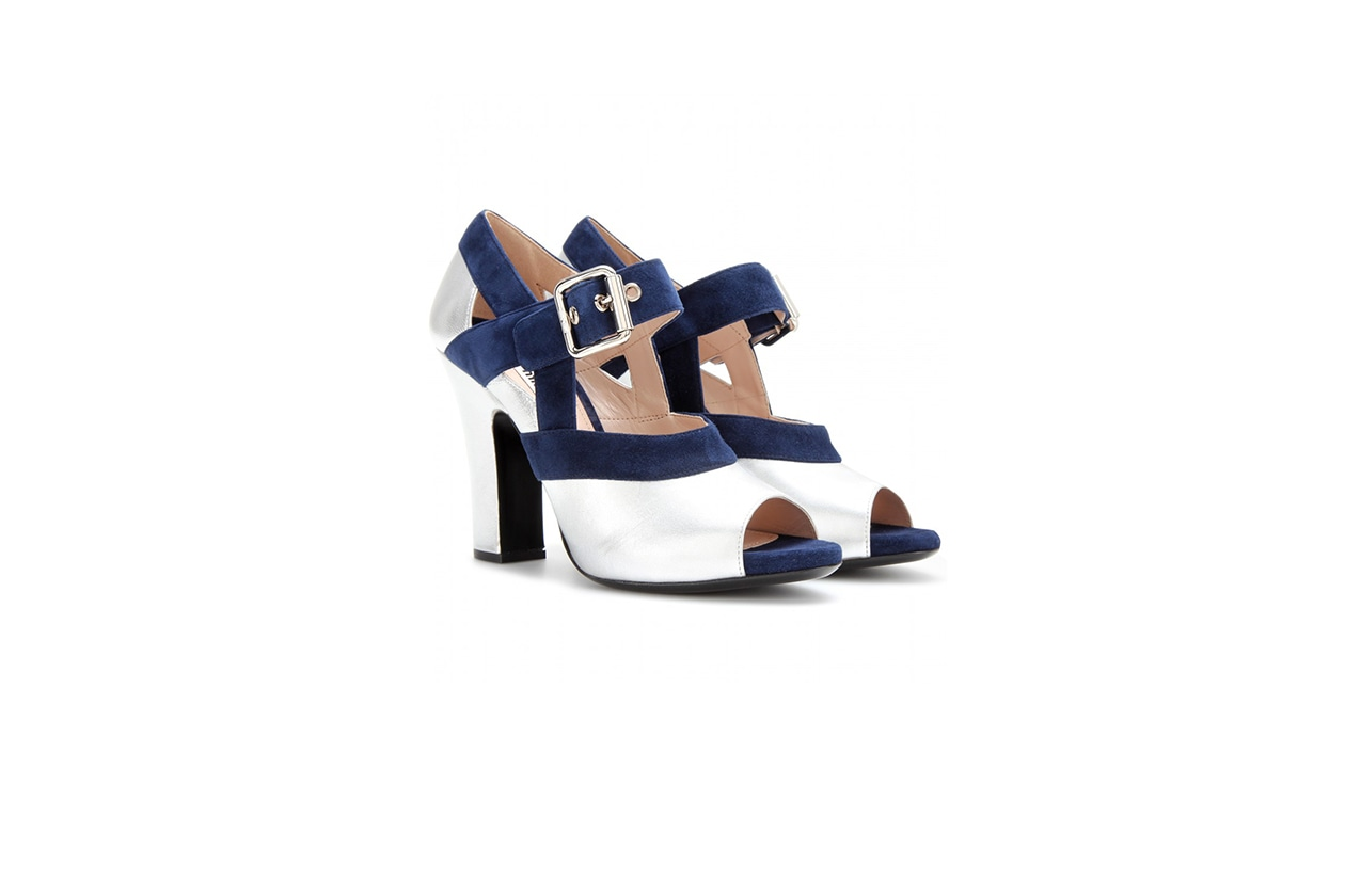 Fashion Winter sandals Miu Miu