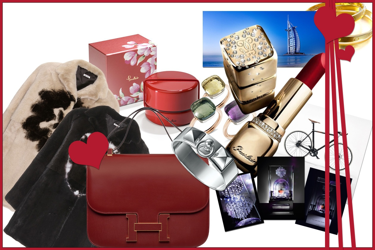 Fashion regali luxury natale 00 Cover collage