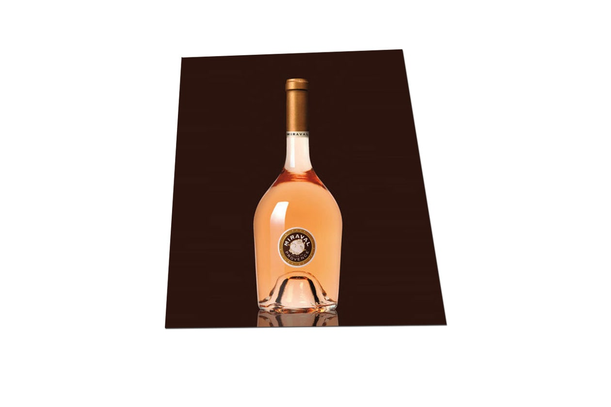 Fashion regali luxury natale Chateau Miraval Rose