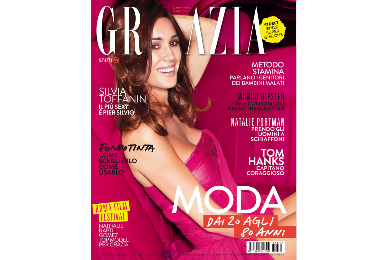 Grazia 45 del 2013