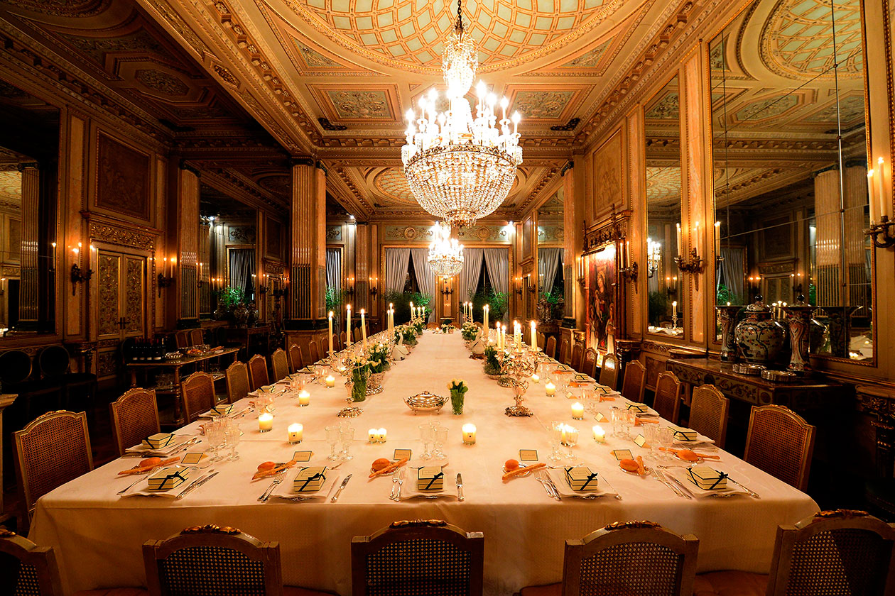 Jo Malone London Scented Dinner ambientance 01