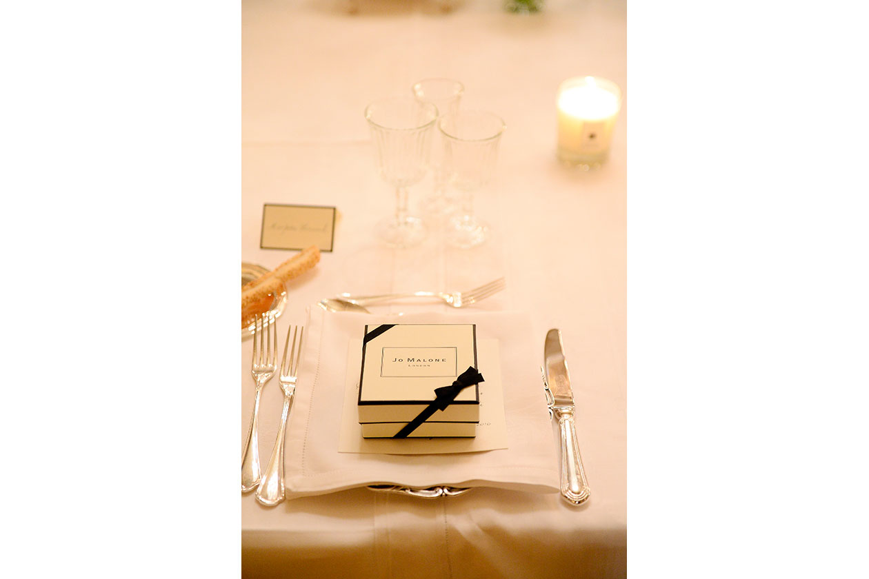 Jo Malone London Scented Dinner ambientance 06