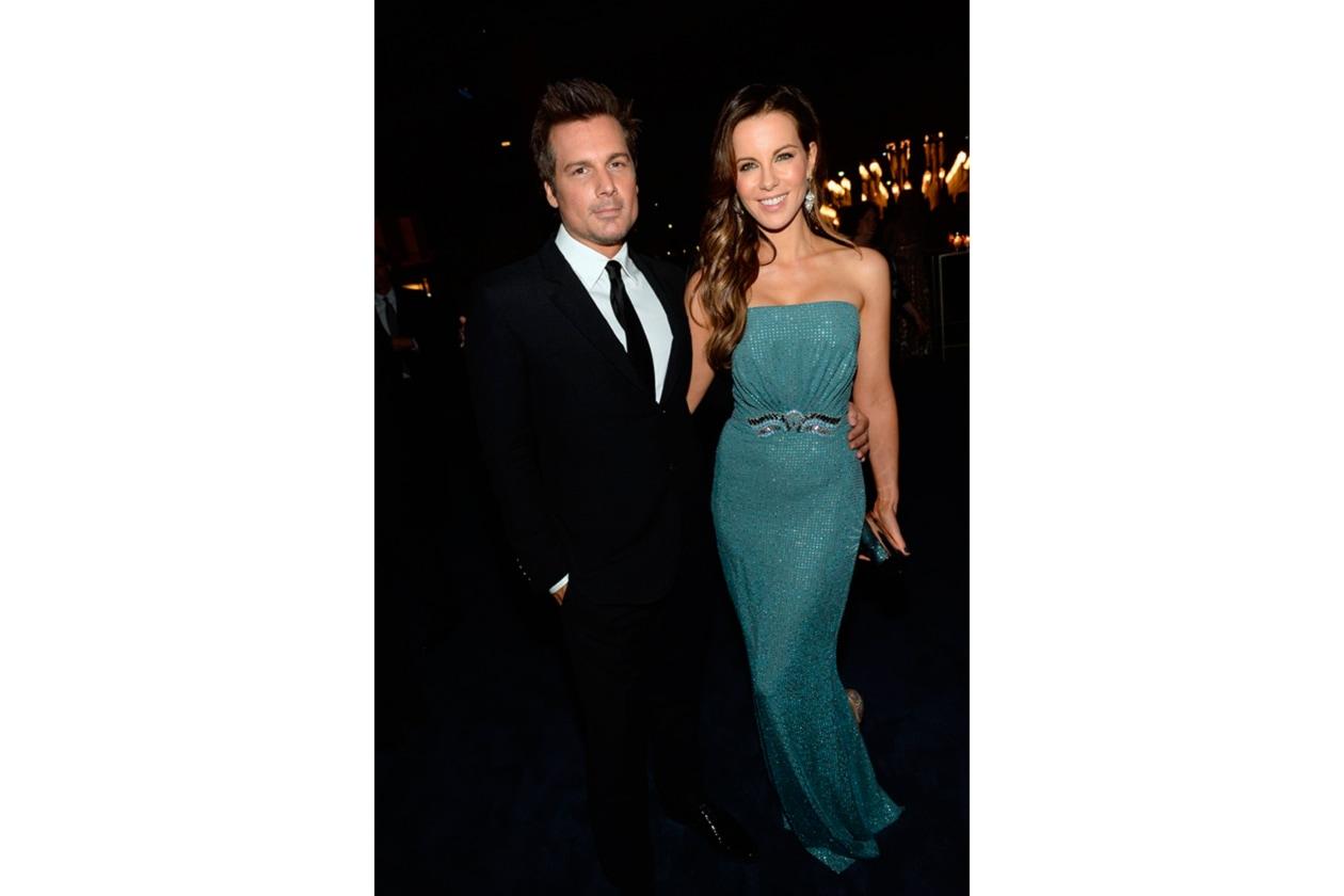 Kate Beckinsale e Len Wiseman