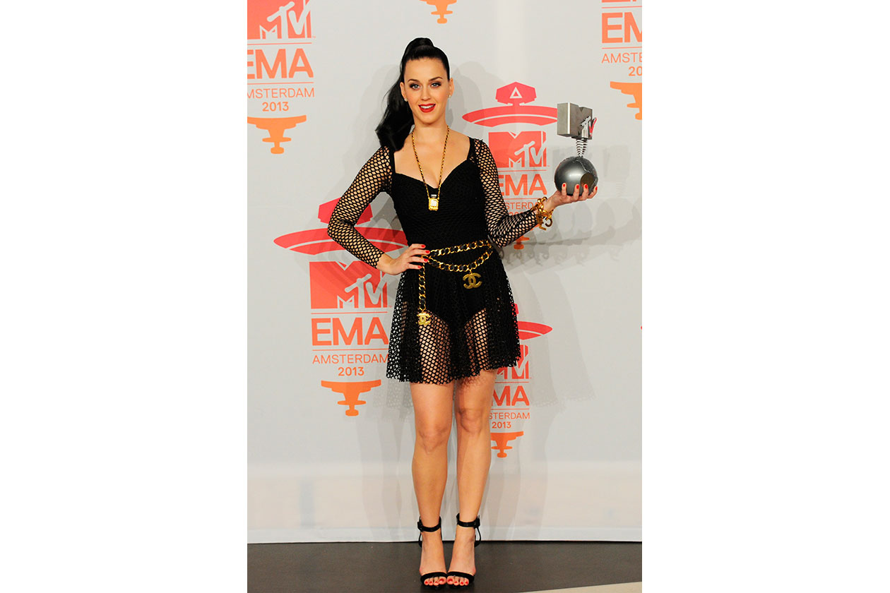 Katy Perry vince il titolo di Best Female Act