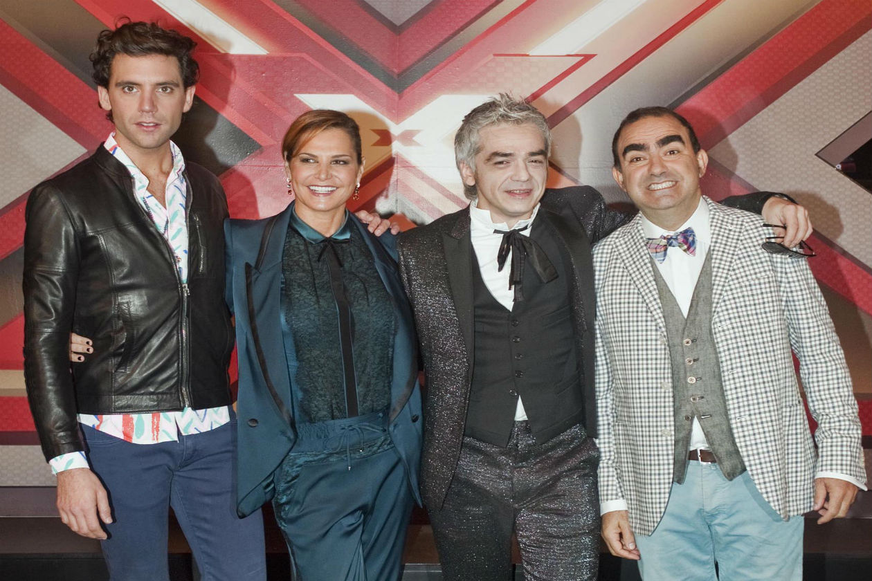Mika a Milano per X Factor