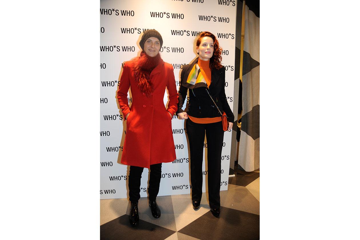 Rosalinda Celentano+Simona Borioni