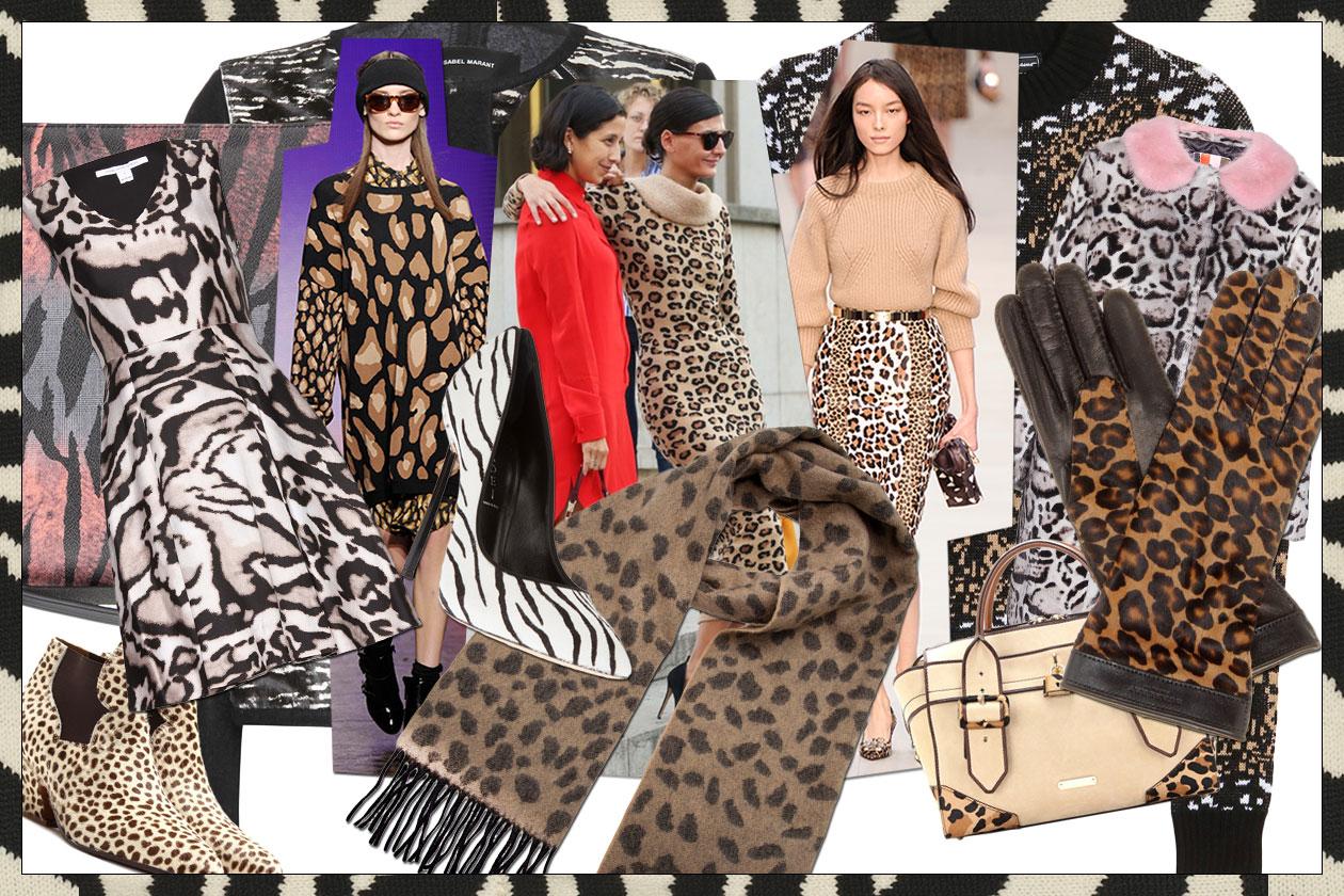 Fashion Toplist Animalier 00 Cover collage