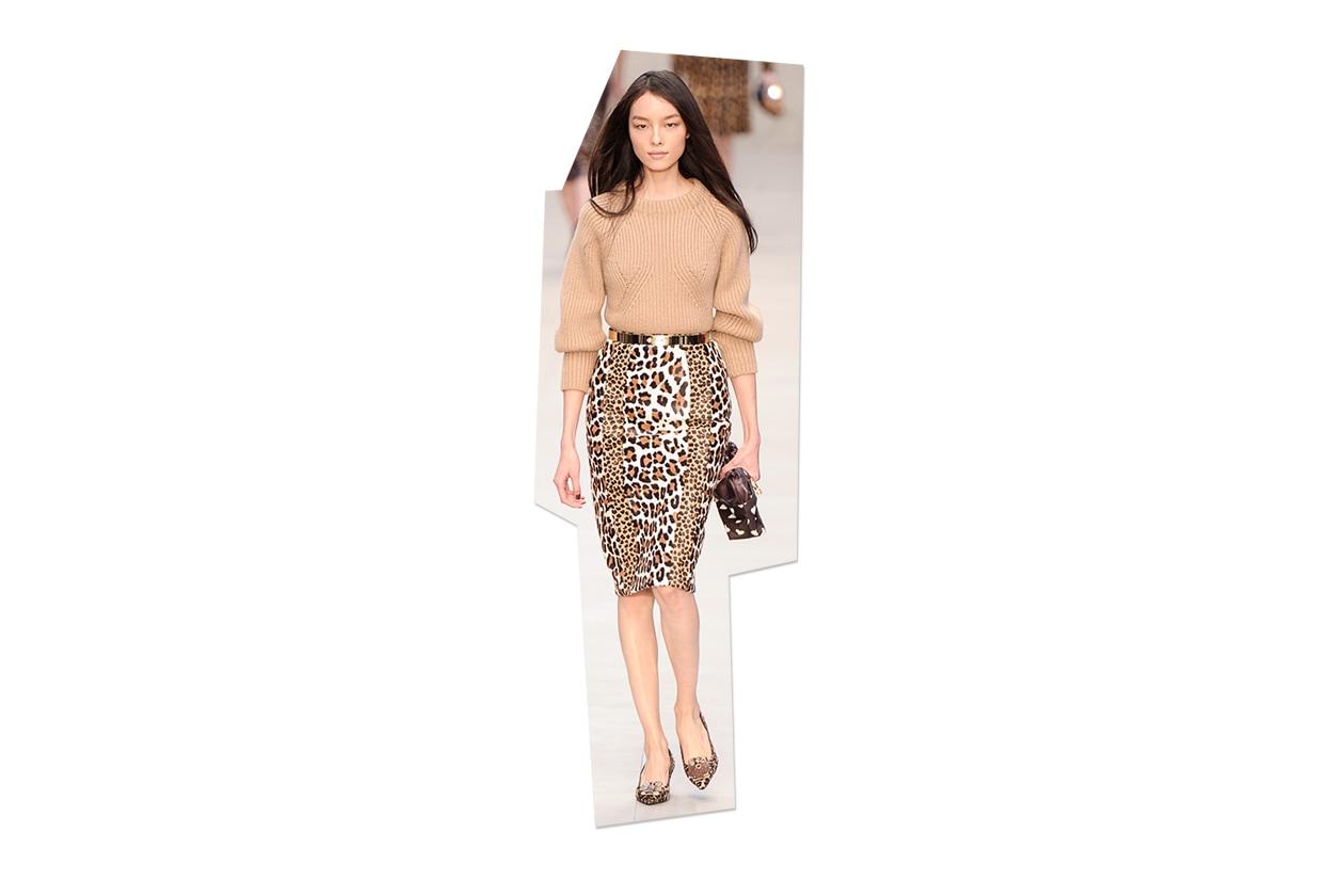 Fashion Toplist Animalier Burberry P ful W F13 L 033