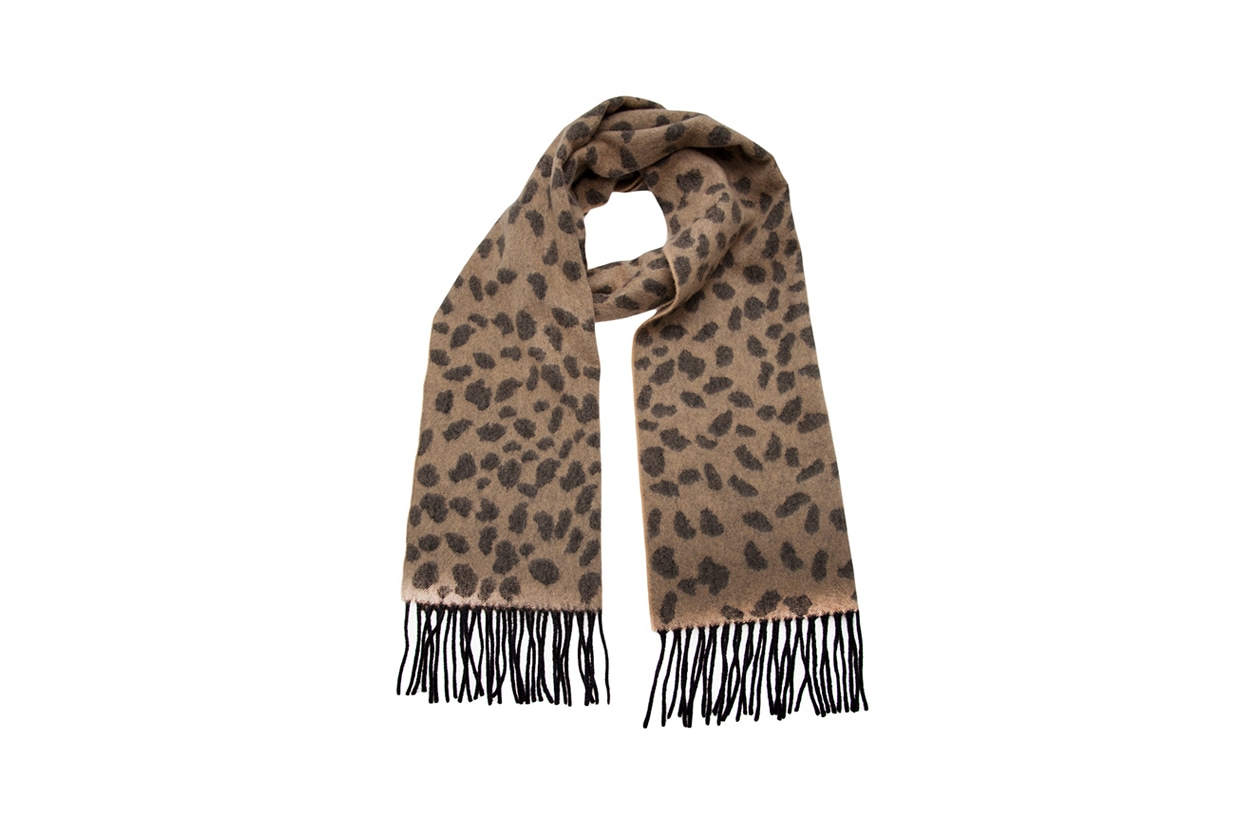 Fashion Toplist Animalier Lucien Pellat Finet sciarpa