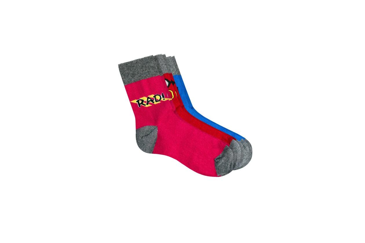Fashion Speak your mind socks asos