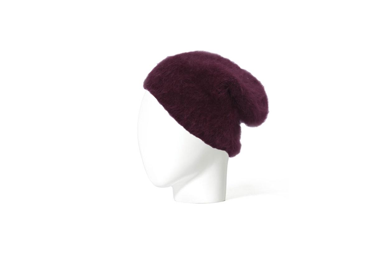 hat zara purple