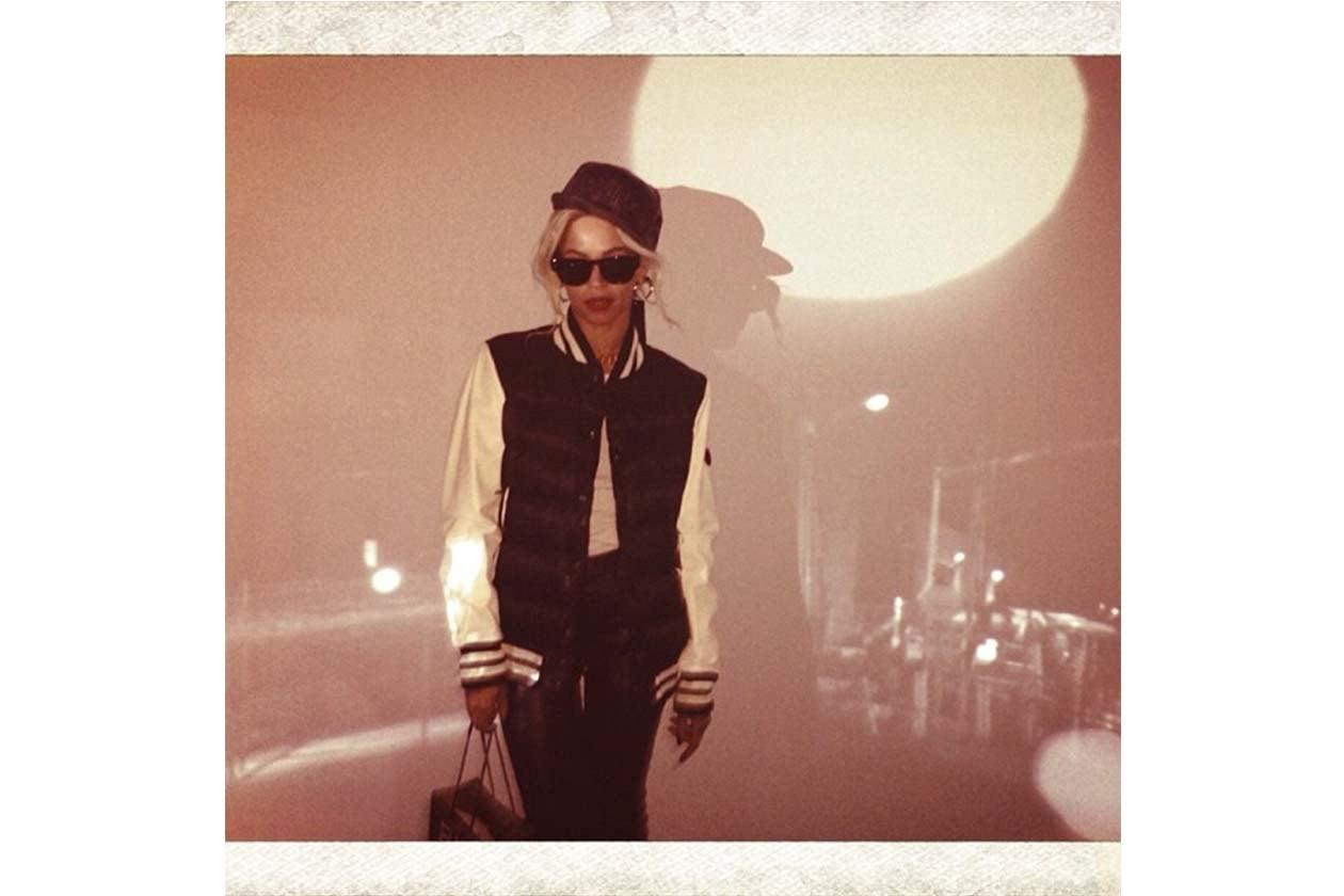 Beyoncé: «Jay Z collection at Barney's»