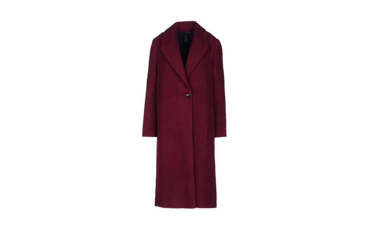 FASHION November Red cappotto marc by marc jacobs