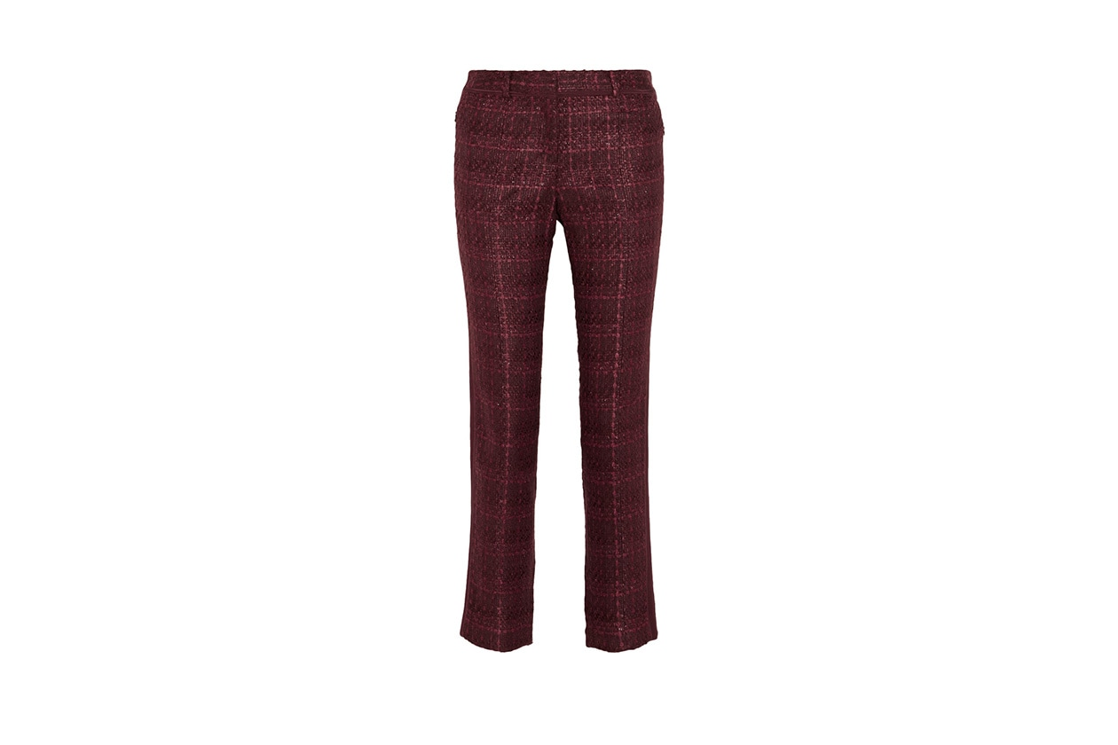 FASHION November Red Pantaloni tory burch