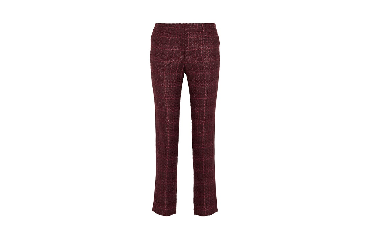 FASHION November Red Pantaloni tory burch