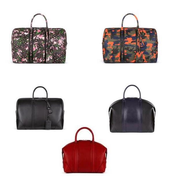 fama mondiale check-out ultima selezione del 2019 Givenchy presenta LC, la collezione unisex di pelletteria ...