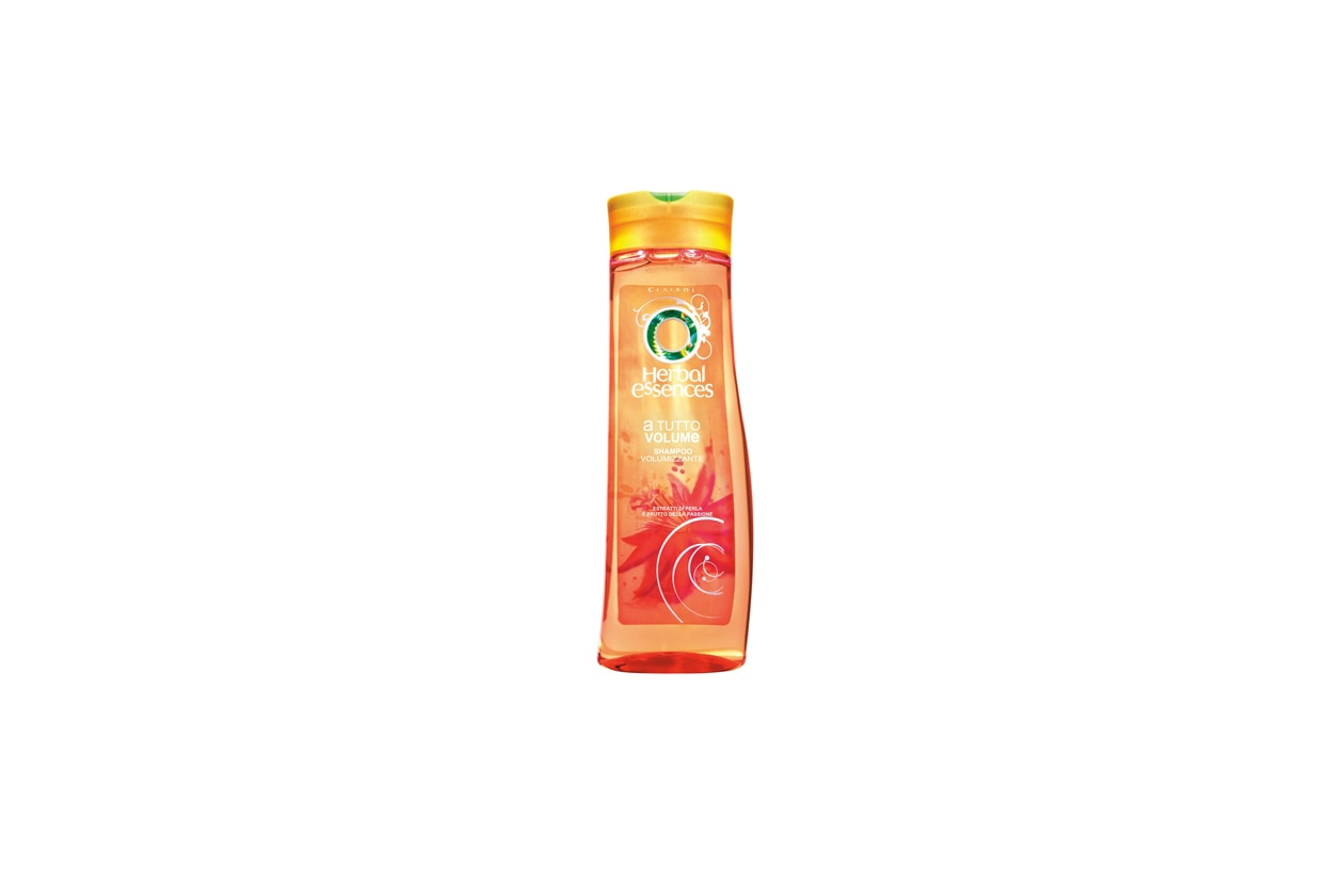 herbal essence a tutto volume shampoo
