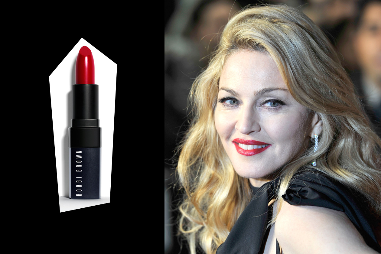10 Madonna BobbiBrown
