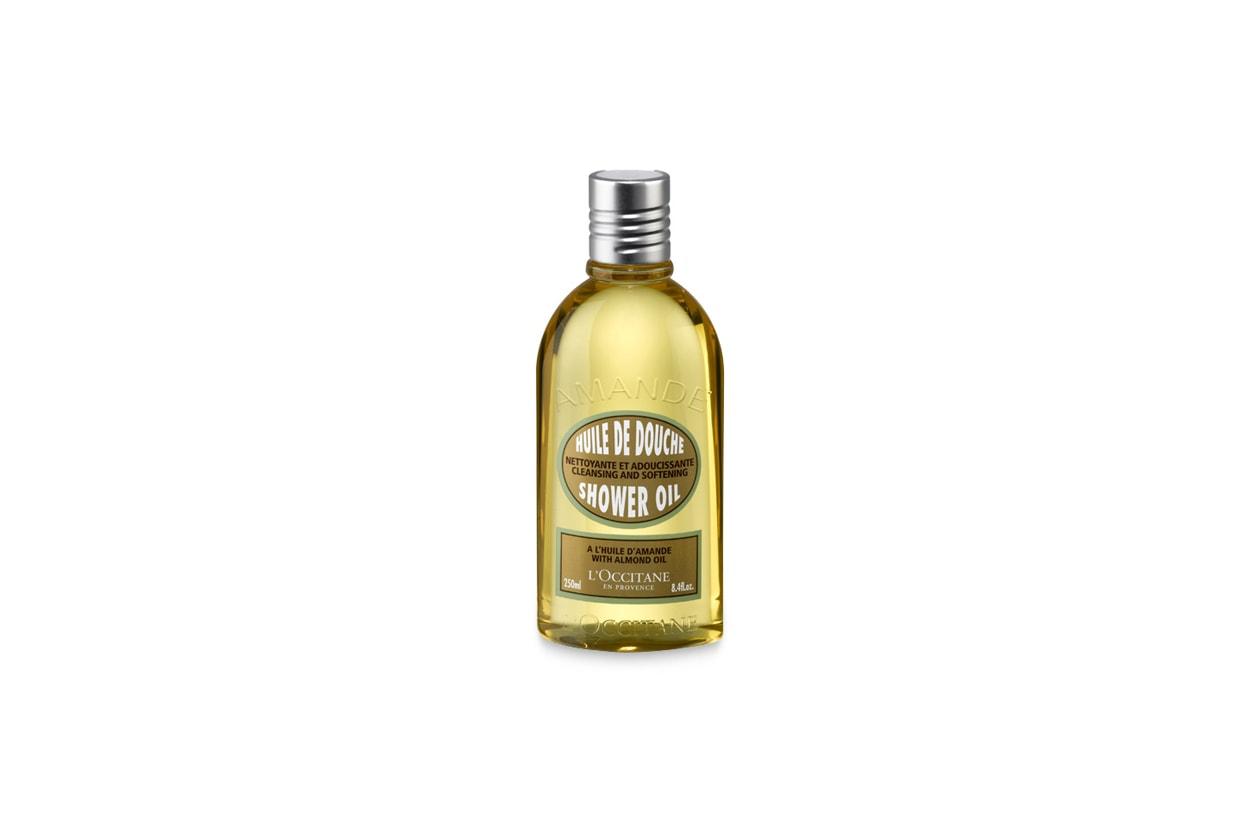 occitane olio doccia mandorle