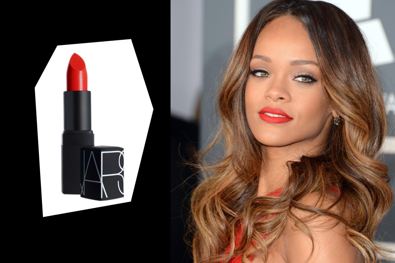 12 Rihanna NARS
