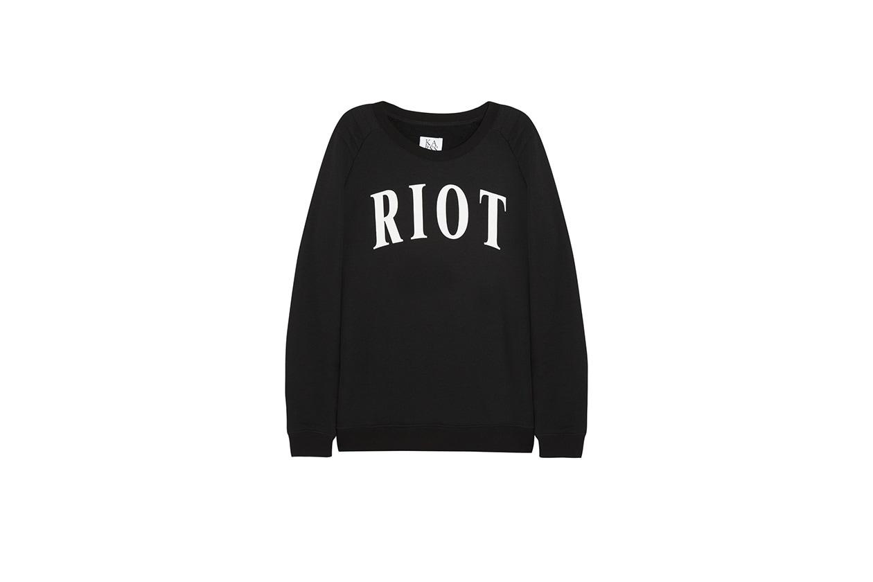 Fashion Speak your mind riot