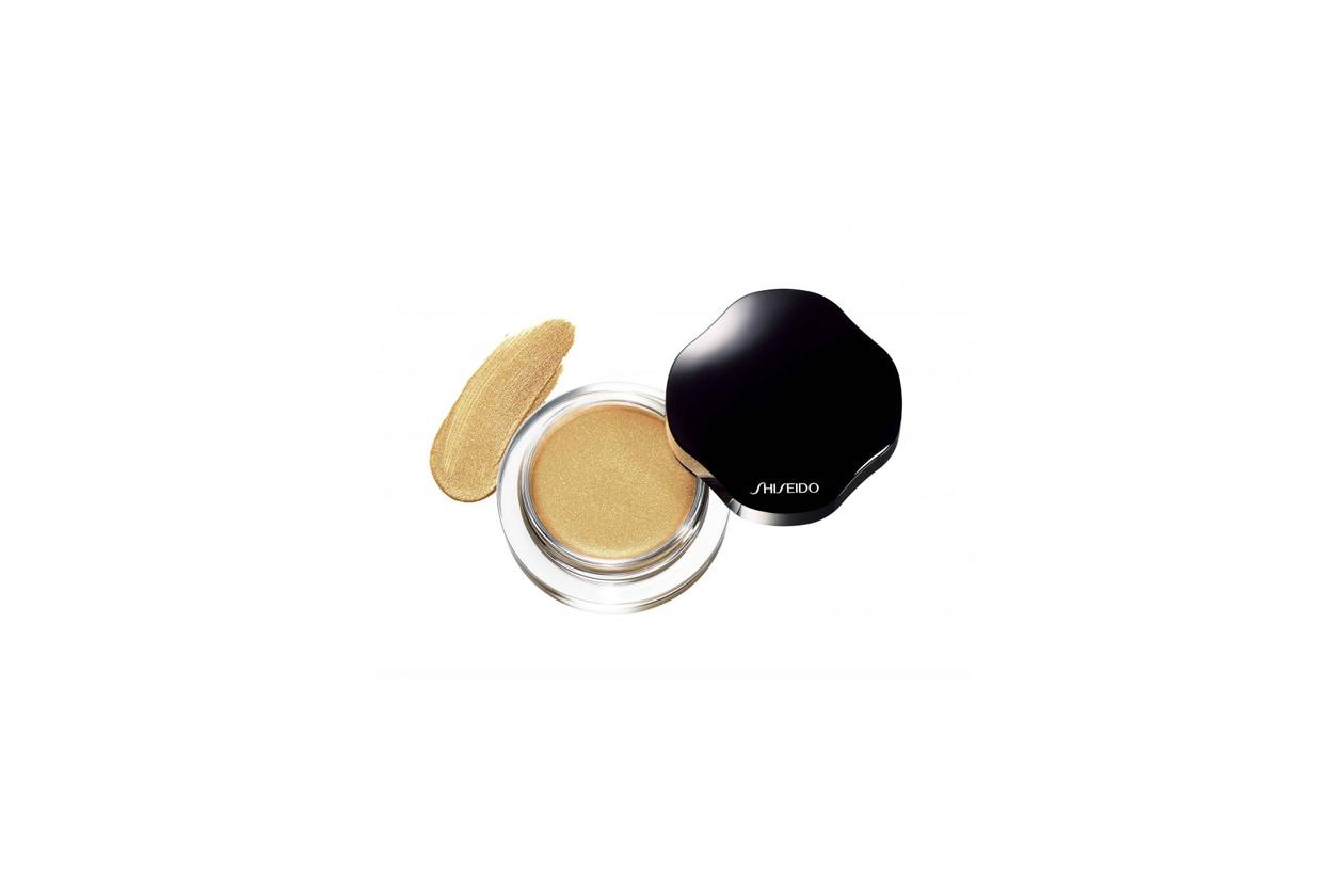 shiseido Shimmering Cream Eye Color Techno Gold