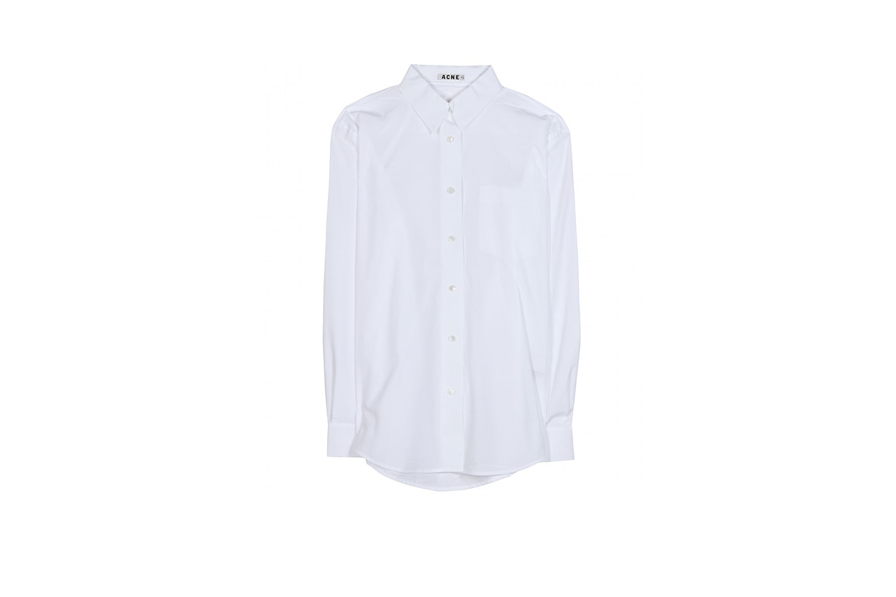 Fashion Tomboy day & night 03 camicia acne