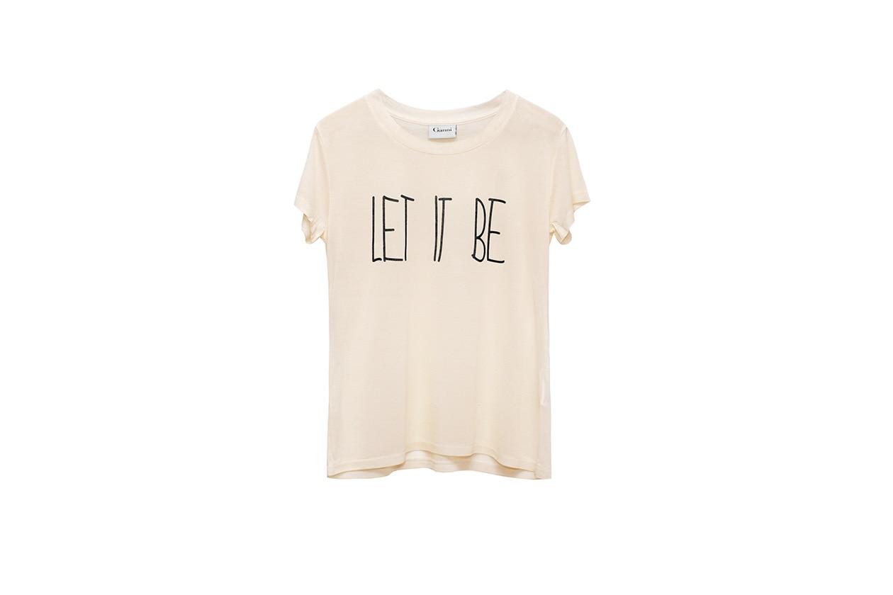 Fashion Speak your mind ganni letitbe tshirt index