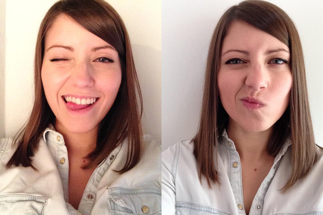 06 selfie distintiva