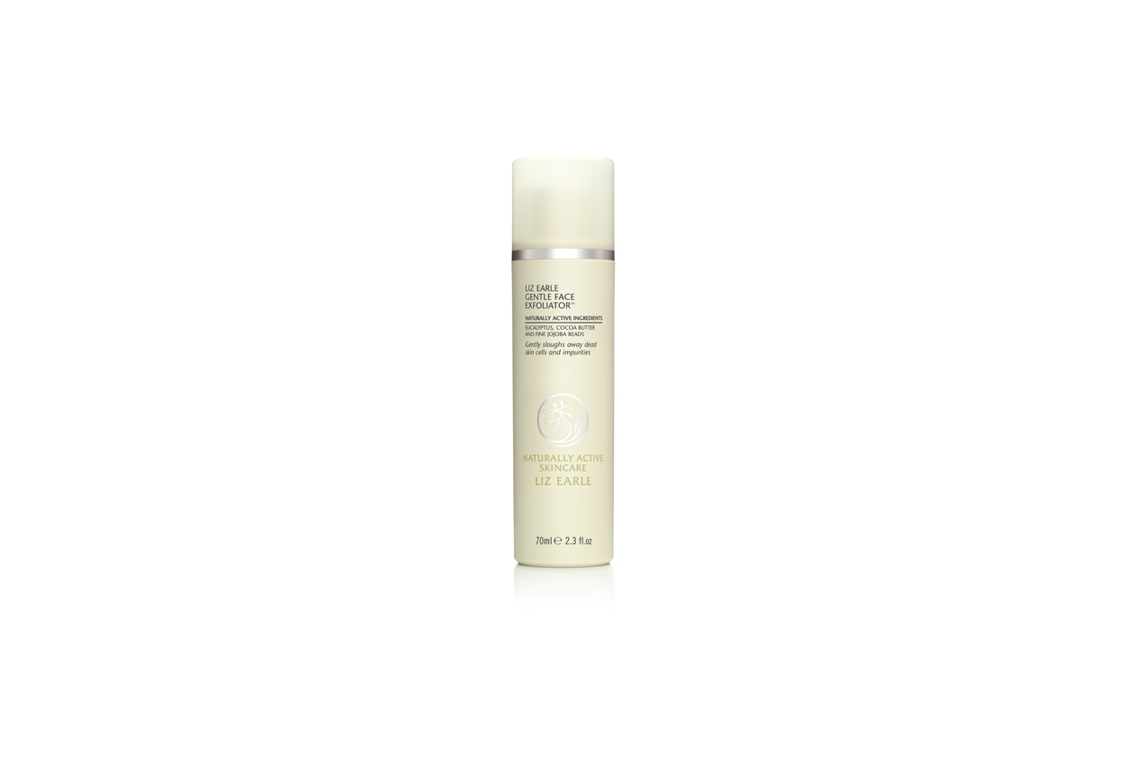 1 Liz Earle 3 Gentle Face Exfoliator