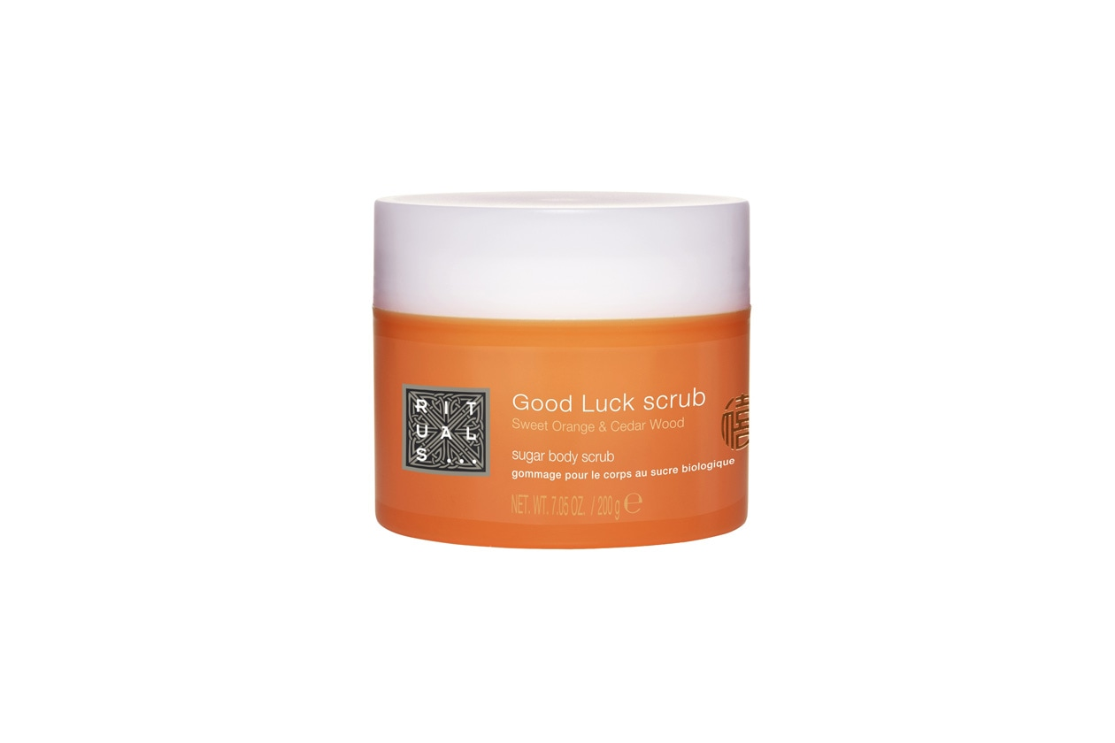 2 good luck scrub rituals cosmetics