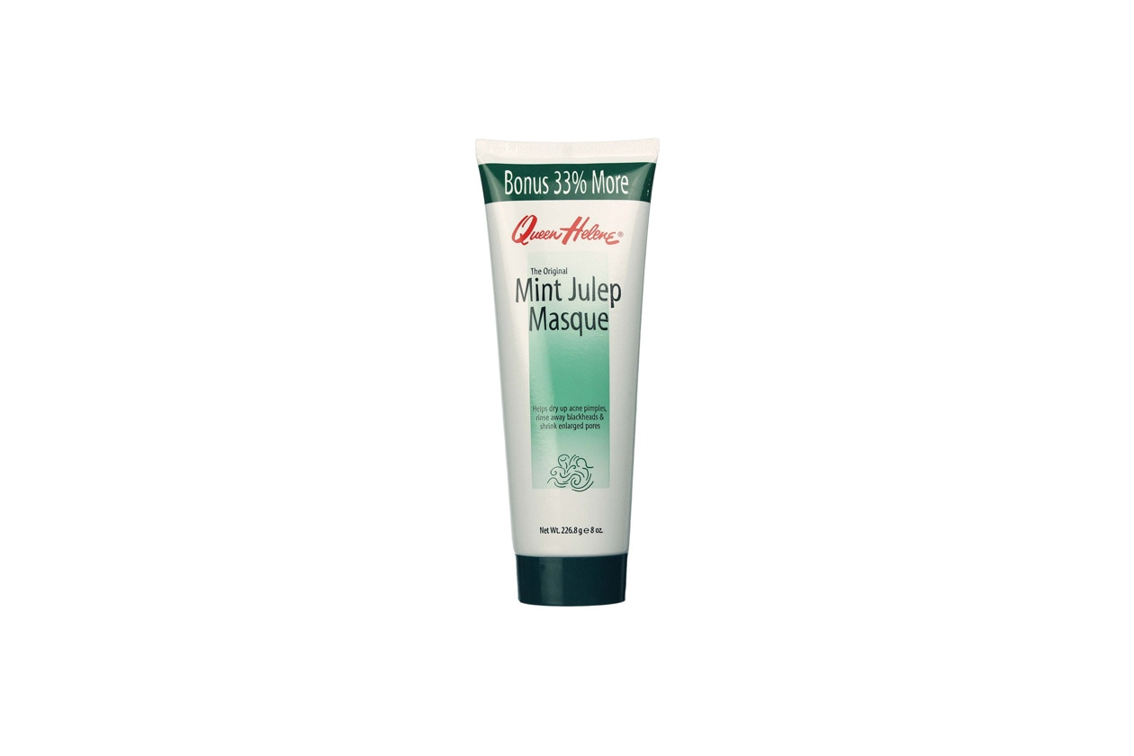 3 mint julep masque
