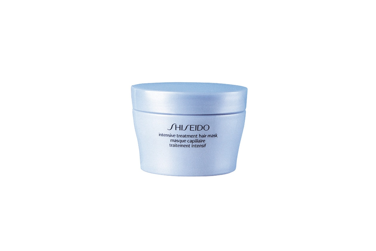 4 shiseido Intensive Treatment Hair Mask