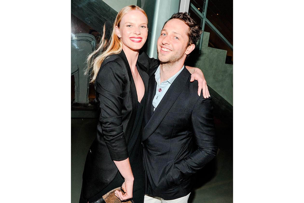 Anne V + Derek Blasberg