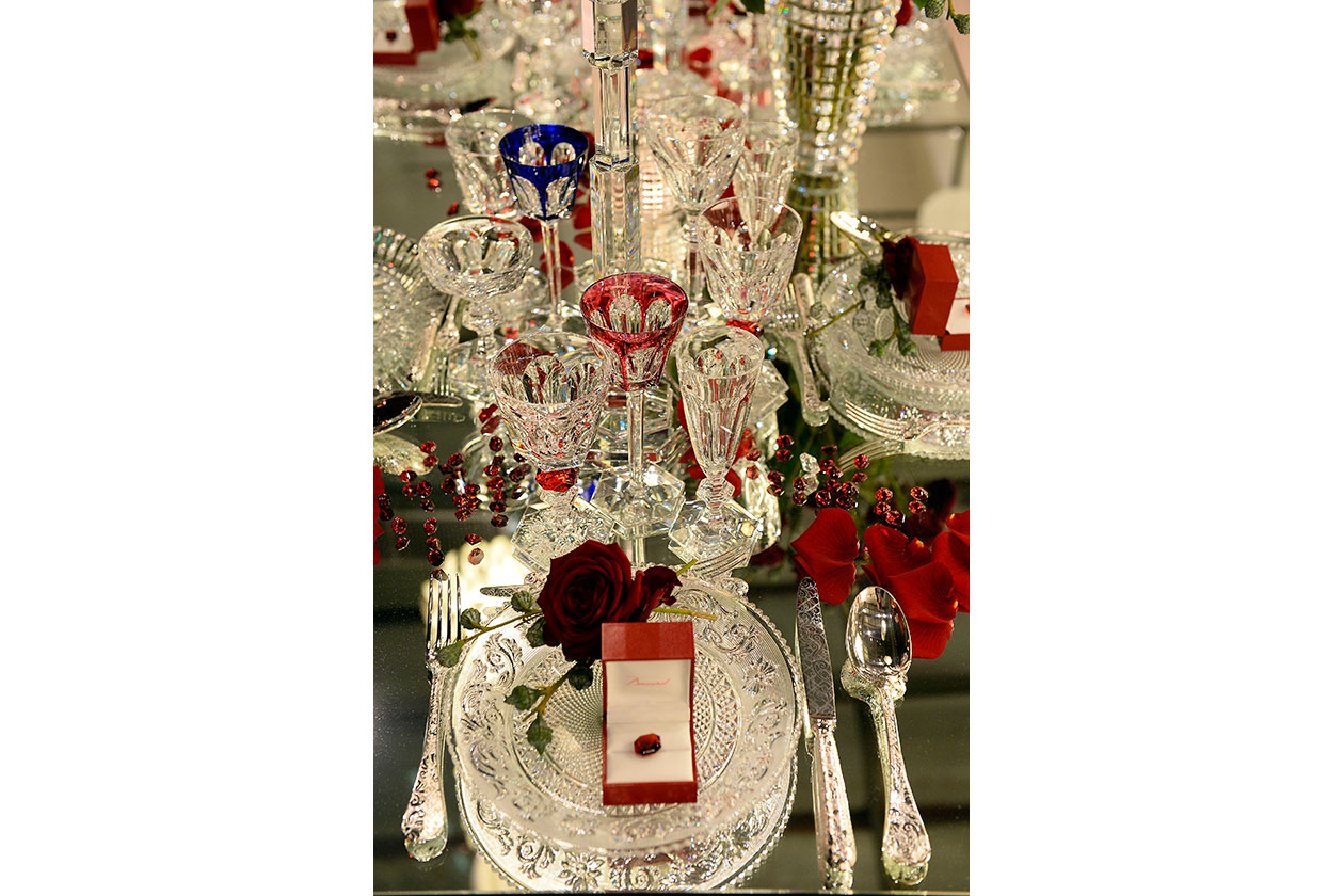 BACCARAT TWO HUNDRED AND FIFTY YEARS BOOK LAUNCH ATMOSFERA 03