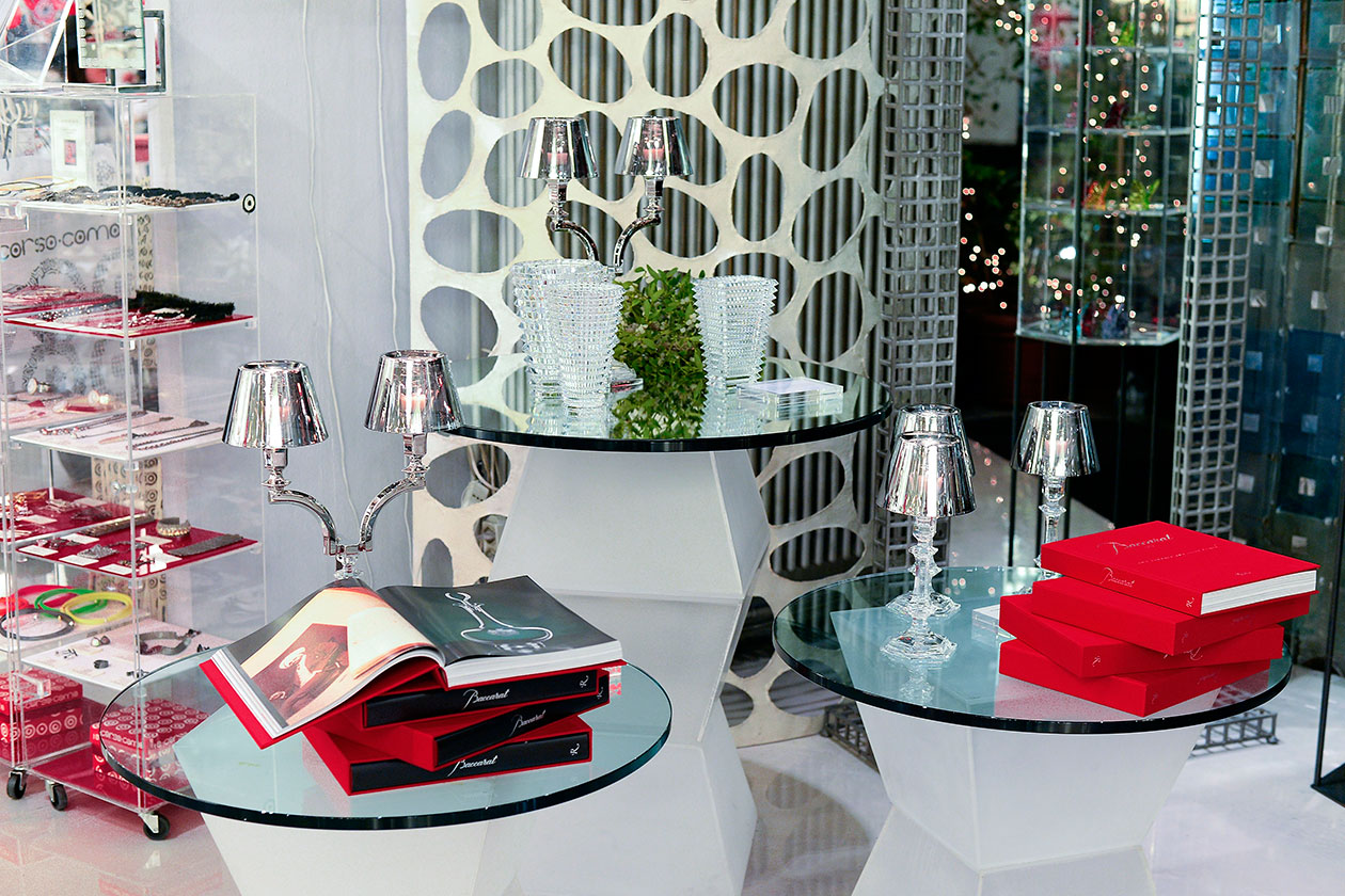 BACCARAT TWO HUNDRED AND FIFTY YEARS BOOK LAUNCH ATMOSFERA