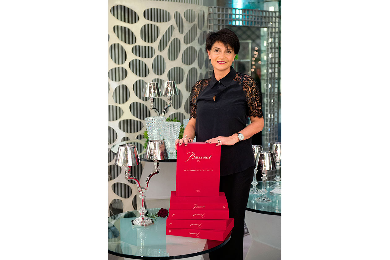 BACCARAT TWO HUNDRED AND FIFTY YEARS BOOK LAUNCH DANIELA RICCARDI (3)