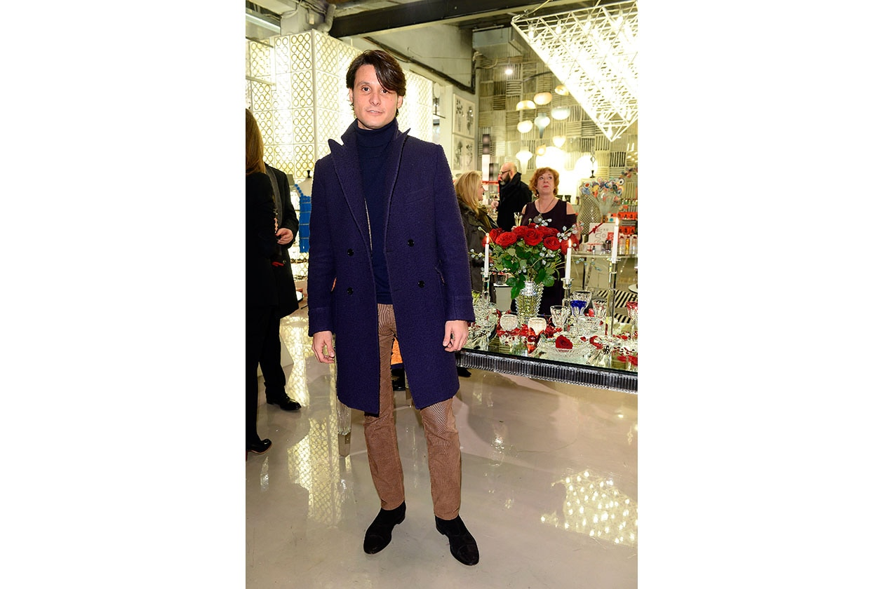 BACCARAT TWO HUNDRED AND FIFTY YEARS BOOK LAUNCH GIANLUCA REINA