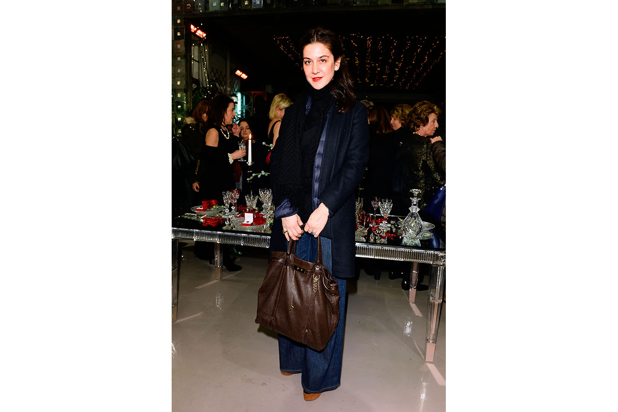 BACCARAT TWO HUNDRED AND FIFTY YEARS BOOK LAUNCH GIORGIANA ZAPPIERI