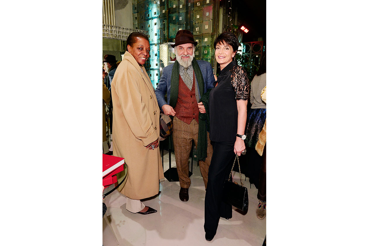 BACCARAT TWO HUNDRED AND FIFTY YEARS BOOK LAUNCH MARVA GRIFFIN WILSHIRE BARNABA FORNASETTI DANIELA RICCARDI