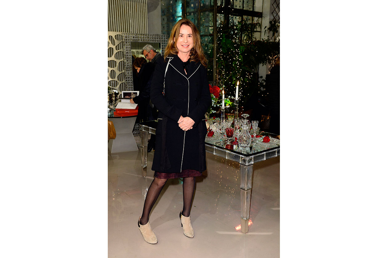 BACCARAT TWO HUNDRED AND FIFTY YEARS BOOK LAUNCH NADINE D'ARCHEMONT