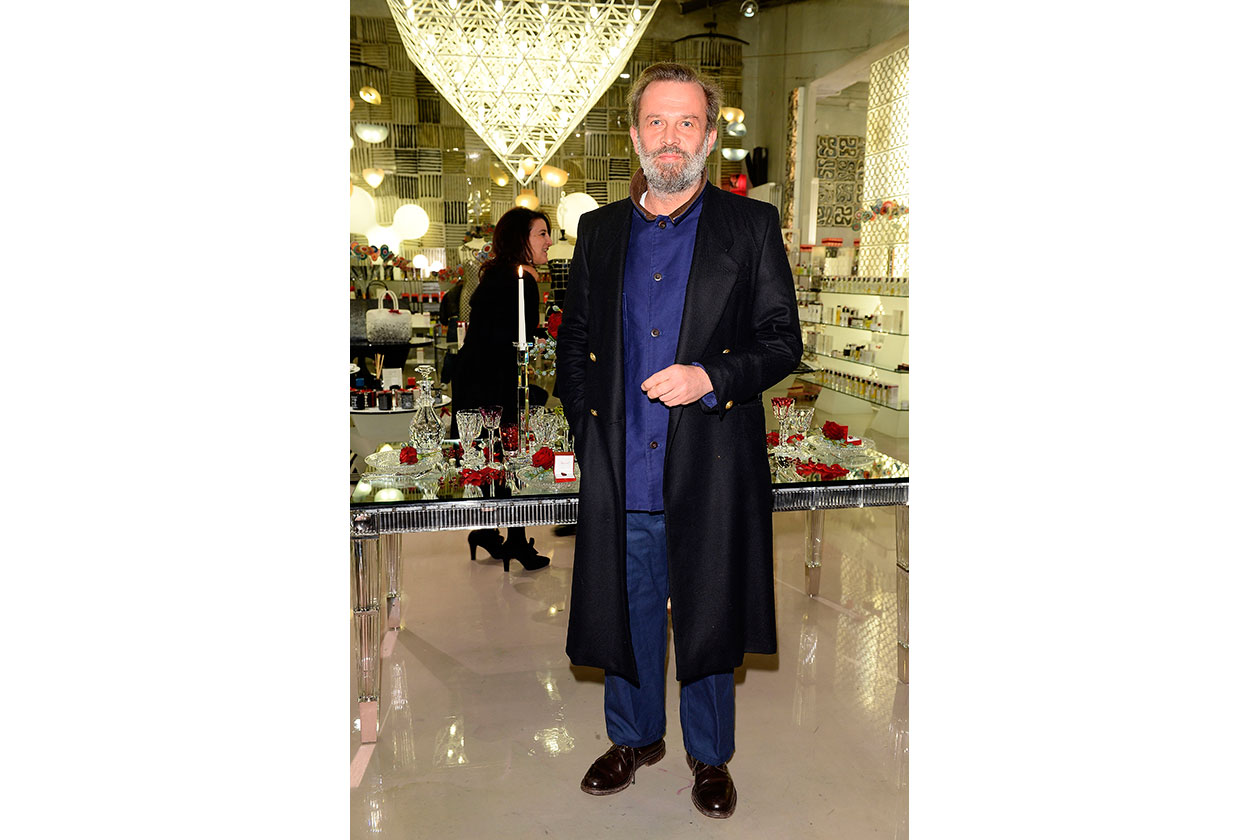 BACCARAT TWO HUNDRED AND FIFTY YEARS BOOK LAUNCH ROBERT RABENSTEINER