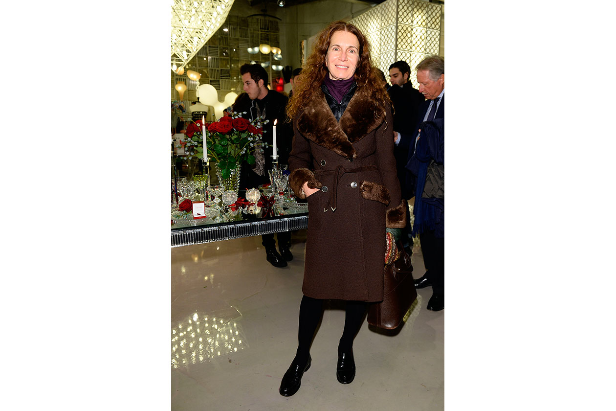 BACCARAT TWO HUNDRED AND FIFTY YEARS BOOK LAUNCH TIZIANA CARDINI